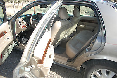Mercury : Grand Marquis LS 2004 mercury grand marquis ls all options leather interior