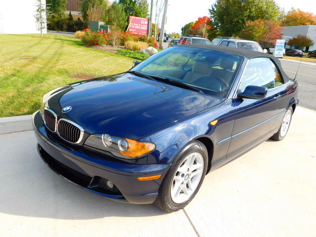 BMW : 3-Series 325Ci CONVER VERY LOW MILEAGE ! WARRANTY ! CONVERTIBLE! SERVICED! PREMIUM PACKAGE! 04