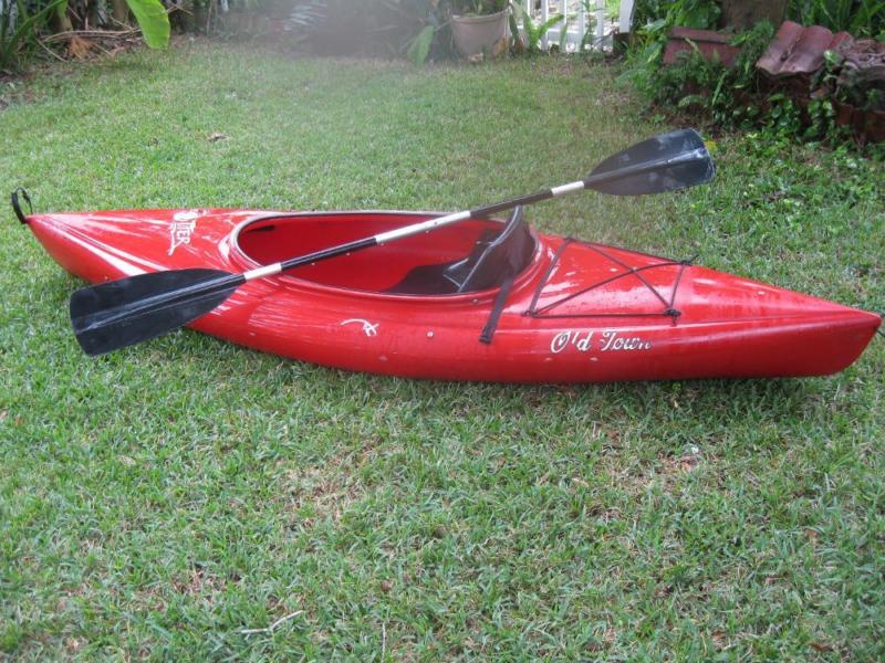 Old Town Kayaks For Sale >> Old Town Otter Kayak Boats For Sale