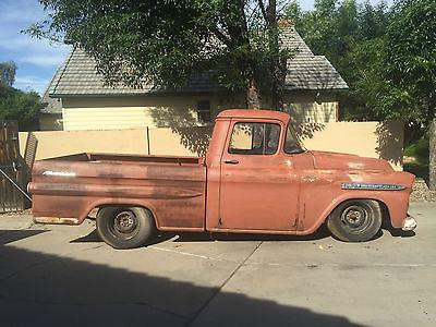 Chevrolet : Other Pickups Fleetside 1959 chevrolet apache fleetside