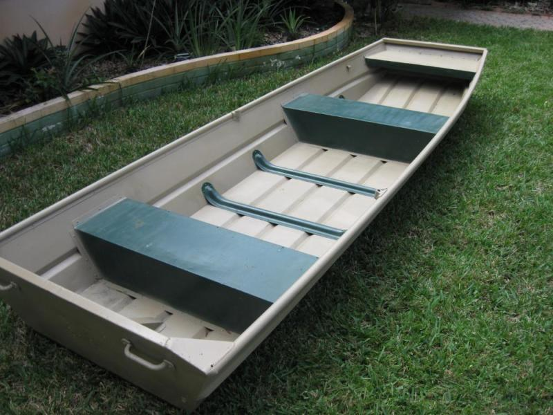 12 Foot Aluminum Jon Boat Boats for sale