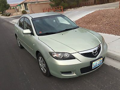 Mazda : Mazda3 i sport 2008 mazda mazda 3 i sport 4 door sedan w dual front airbags clean maintained