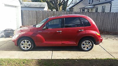 Chrysler : PT Cruiser Limited Edition 2003 chrysler pt cruiser limited edition