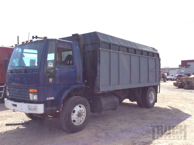 Ford Cf8000 Cars For Sale