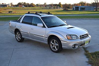 Subaru : Outback baja turbo sport 5 speed 2005 subaru baja turbo 5 speed manual trans 130 k miles