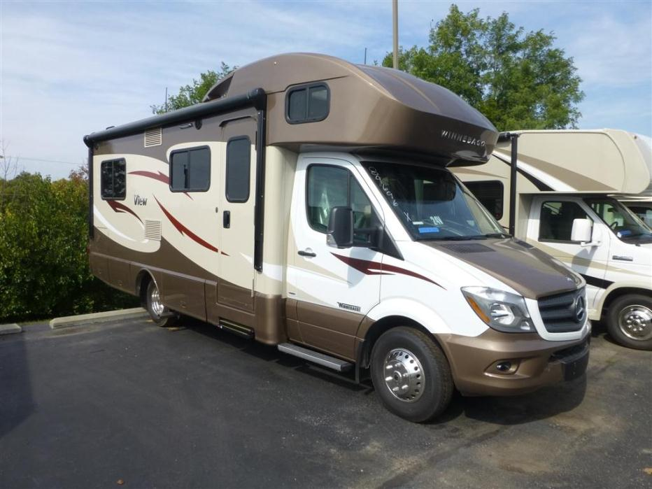 Winnebago View 24 Rvs For Sale In Cincinnati Ohio