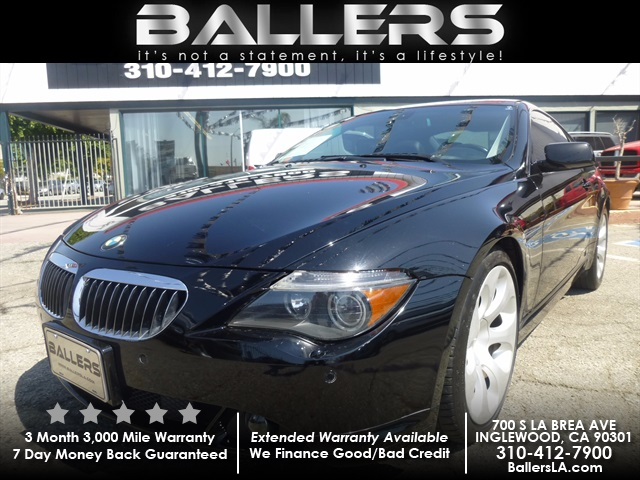 2006 BMW 650 i Inglewood, CA