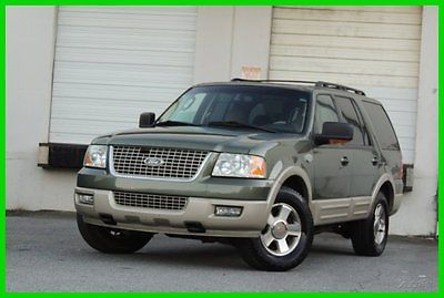 Ford : Expedition Eddie Bauer 2006 eddie bauer used 5.4 l v 8 24 v automatic 4 wd suv moonroof premium