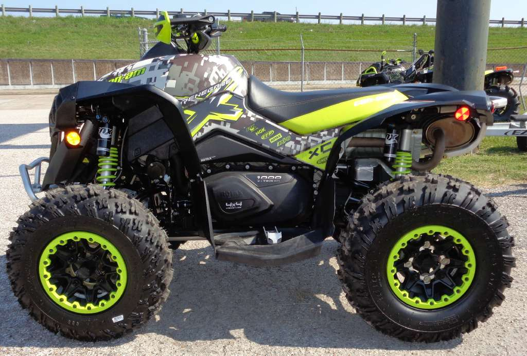 can am renegade x xc 1000 camo motorcycles for sale. Black Bedroom Furniture Sets. Home Design Ideas