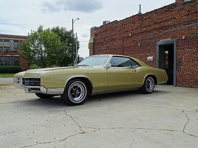 Buick : Riviera BEAUTIFUL 1967 BUICK RIVIERA WITH ONLY 87K MILES!!!