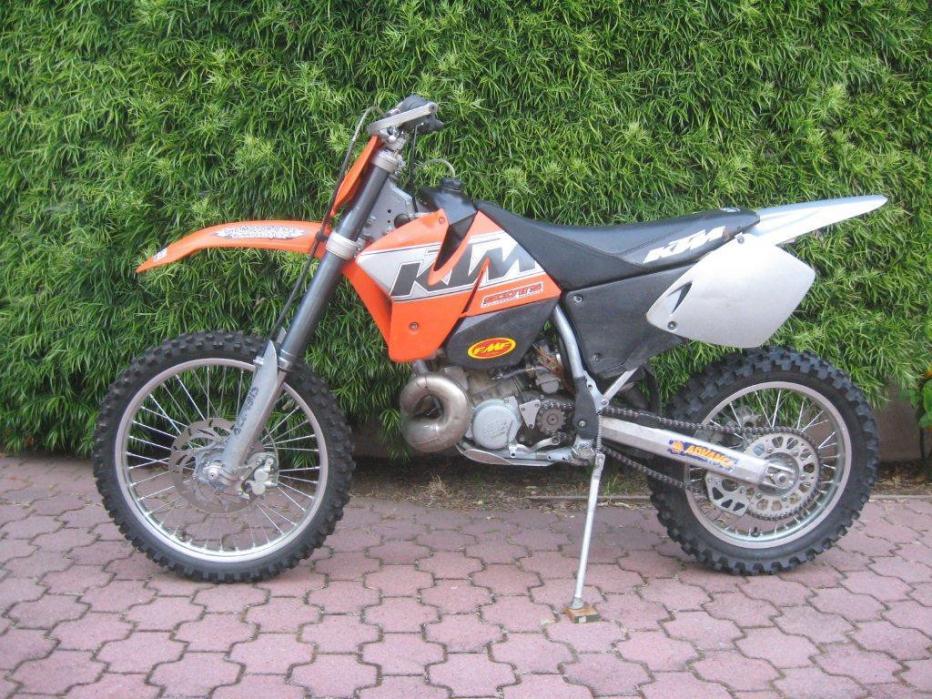 2000 KTM 380