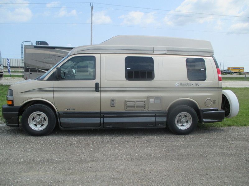 2007 Roadtrek POPULAR 170 LX