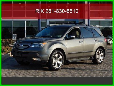 Acura : MDX 3.7L Sport Package 2007 3.7 l sport package used 3.7 l v 6 24 v automatic all wheel drive suv premium