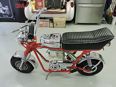 Other Makes : Roadster 1969 rupp roadster mini bike