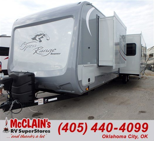 2013 Open Range Roamer 395BHS