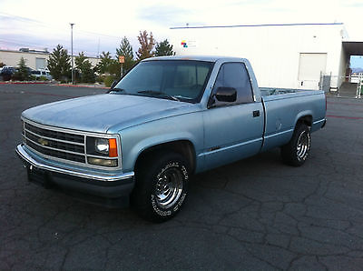 1989 Chevy K1500 Cars For Sale