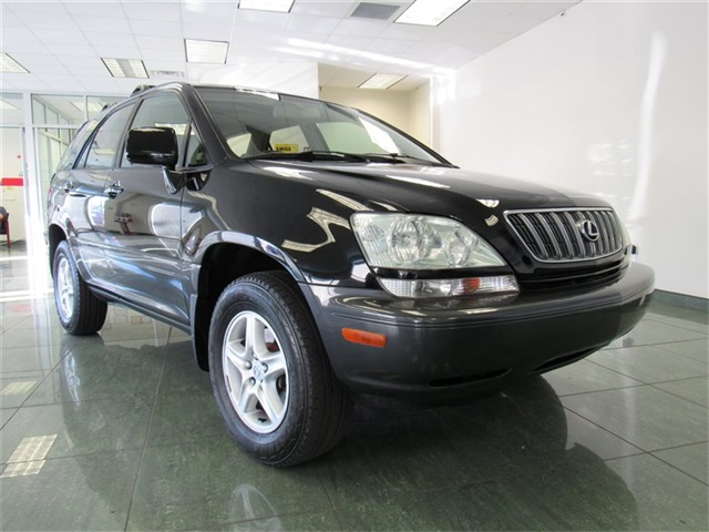 2001 Lexus Rx 300 Suv Base Cars For Sale