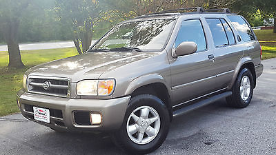 Nissan : Pathfinder 4X4 LE LEATHER BOSE SUNROOF HEATED SEATS TOW PKG!! 4 x 4 le leather bose sunroof heated seats like 2002 2003 2004 exceptionally clean