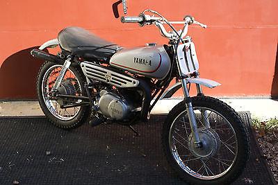 Yamaha : Other 1975 yamaha mx gt 80 runs great vintage motocrosser