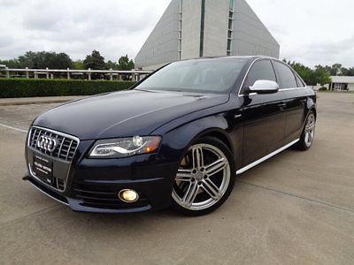 Audi : S4 4dr Sedan S Tronic Premium Plus 11 audi s 4 v 6 66 k mi pwr htd lthr sts navi am fm cd bluetooth loaded