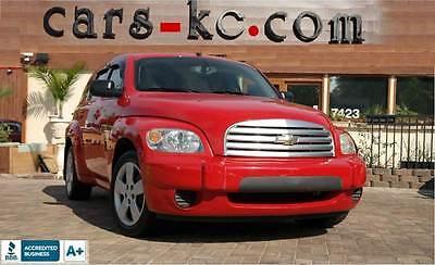 Chevrolet : HHR LS 4dr Wagon 2008 chevrolet hhr 1 owner local trade simply nice