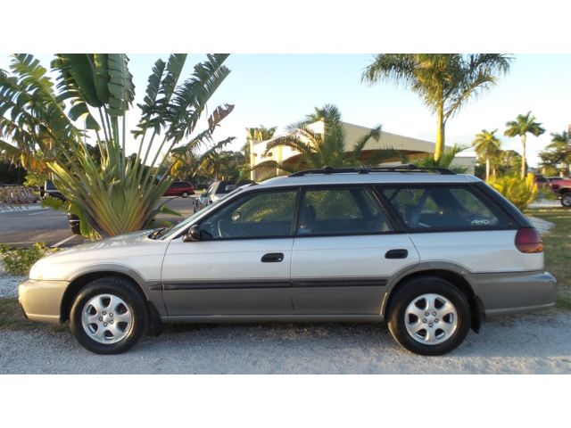 Subaru : Legacy OUTBACK AWD, elderly owned, 94k miles, runs great, just serviced!