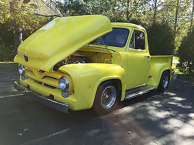Ford : F-100 1955 ford f 100 custom pickup truck 1954 1955 1956 priced low