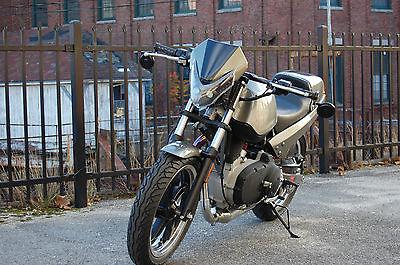 Custom Built Motorcycles : Other Custom Buell Blast