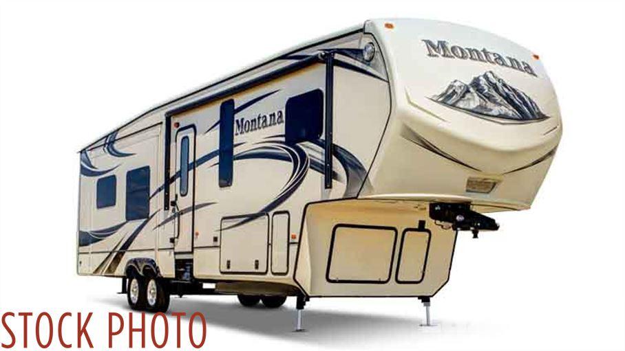 2011 Keystone Rv Montana 3700RL