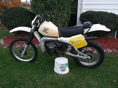 Yamaha : Other VINTAGE 1981 YAMAHA IT465 ENDURO IT 465 AHRMA
