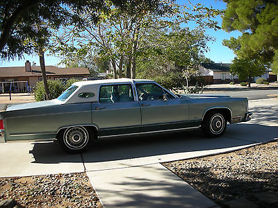 1979 Lincoln Town Car Cars For Sale
