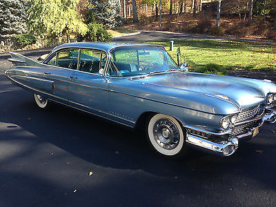 Cadillac : Fleetwood Fleetwood 1959 cadillac fleetwood original excellent condition