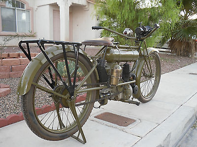 Other Makes 1916 cleveland motorcycle