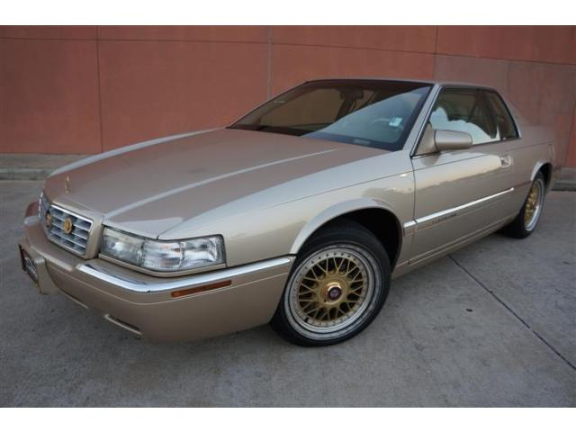 cadillac eldorado texas cars for sale