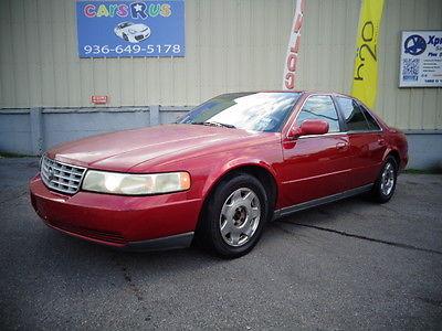 Cadillac : Seville SLS 2000 cadillac seville sls sedan 4 door 4.6 l power seats opts clean