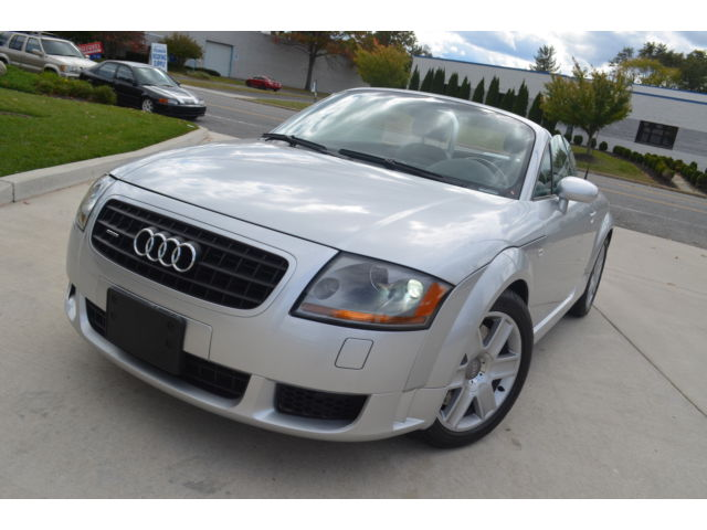 Audi : TT 2dr Roadster 2004 audi tt convertible 3.2 awd s line automatic 6 ms warranty with buy it now