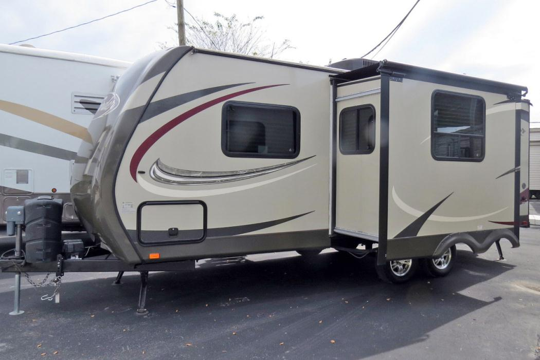 2013 Cruiser Rv Corp FUND FINDER F214WSD