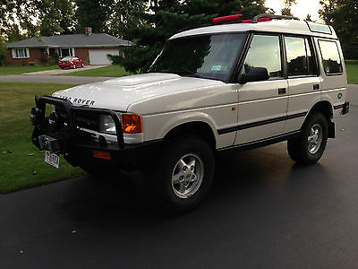 Land Rover : Discovery SE Sport Utility 4-Door 1996 land rover discovery cameron concepts supercharged one of a kind classic