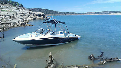 2013 Bayliner BR175 Boat with Wake Tower and Swim Deck