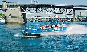 Commercial 49 passenger Jetboat