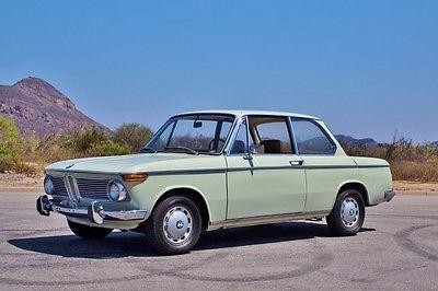 bmw 1600 2 cars for sale rh smartmotorguide com 1971 BMW 18600 BMW 2002