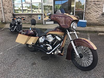 Indian INDIAN CUSTOM BAGGER