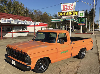 Ford : F-100 Ranger 1969 f 100 ford shop truck