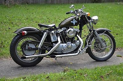 1973 Ironhead Sportster Motorcycles for sale