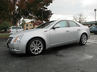 Cadillac : CTS AWD Low Miles, AWD, Clean and Pre-inspected