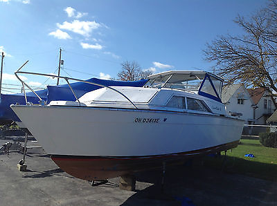 Chris Craft Catalina Hard Top 28ft 1973
