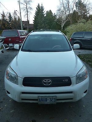 Toyota : RAV4 Base Sport Utility 4-Door 2008 toyota rav 4 base sport utility 4 door 3.5 l