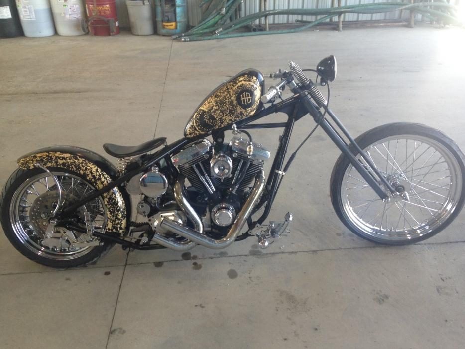 2002 Harley-Davidson Custom