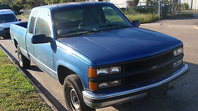 Chevrolet : S-10 1997 chevy truck for sale