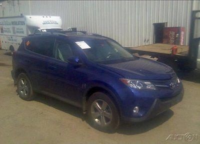 Toyota : RAV4 XLE 2015 toyota rav 4 xle used 2.5 l i 4 16 v automatic awd suv premium